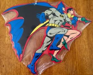 5/23/2015 - Closet Batman fan revealed!